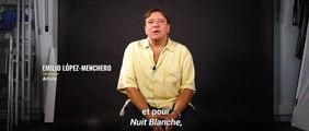 #NUITBLANCHE - LES ARTISTES PROMENEURS