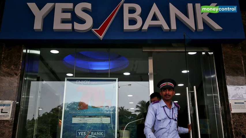 Yes Bank hits 10-year low despite RBI's approval to raise capital; share down 13%