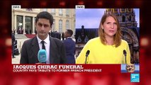 Jacques Chirac funeral: Several African leaders not present despite strong ties