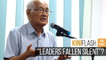 Syed Husin slams Harapan, questions if leaders can no longer stand up to Dr M | KiniFlash - 30 Sep
