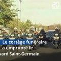 La France rend hommage à Jacques Chirac