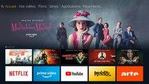 Amazon lance son Fire TV Stick 4K avec Alexa en France