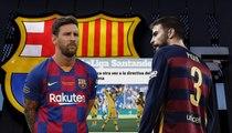 يورو بيبرز: بيكيه يكشف التمزق الداخلي في برشلونة والذي سيتسبب برحيل ميسي