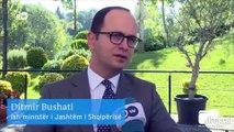 Bushati për negociatat: Pakt kombëtar për Evropën. Parti të re? Jam me fat që kam mbështetjen e strukturave në PS