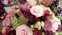 Aurélie Ruetsch, une fleuriste qui vaut de l'or