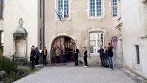 Hommage à Jacques Chirac : minute de silence à Neufchâteau