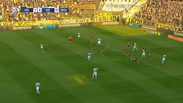 Argentine - Rosario et le Racing se quittent sur un match nul