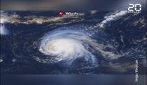 L'ouragan Lorenzo remonte vers l'Europe