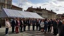 Pont-à-Mousson : une minute de silence en mémoire de Jacques Chirac