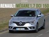 Essai Renault Mégane 1.7 BluedCi 150 EDC Intens 2019
