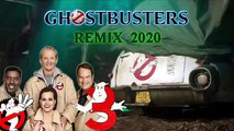 RAY PARKER JR. - GHOSTBUSTERS (Remix 2020) Music Video