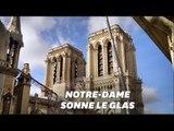 Le bourdon de Notre-Dame sonne pour la première fois depuis l'incendie
