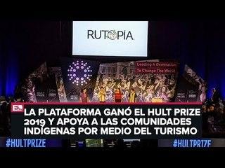 Sebastían Muñoz habla sobre el funcionamiento de Rutopia