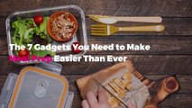 The 7 Gadgets You Need to Make Meal Prep Easier Than Ever