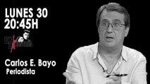 Juan Carlos Monedero, Carlos E. Bayo y el 'caso Cursach' 'En la Frontera' - 30 de septiembre de 2019