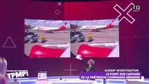 Cyril Hanouna revient sur l'arnaque de la prétendue compagnie aérienne qui offre des voyages