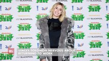 Stacey Solomon's Feelings About Going Back To Work