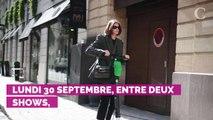 PHOTOS. Improbable ! Quand Kaia Gerber fait de la trottinette électrique dans les rues de Paris