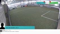 Goal of Barnabe Melaine (5-1)