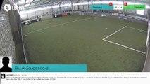 Goal of Barnabe Melaine (10-4)