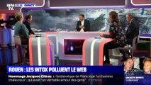 Incendie de l'usine Lubrizol à Rouen :les intox polluent le Web - 30/09