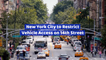 Transport Rules Are Changing In New York City