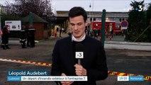 Incendie à Rouen : la direction de l'usine Lubrizol a porté plainte pour destruction involontaire