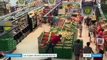Consommation : les hypermarchés dictent encore leur loi