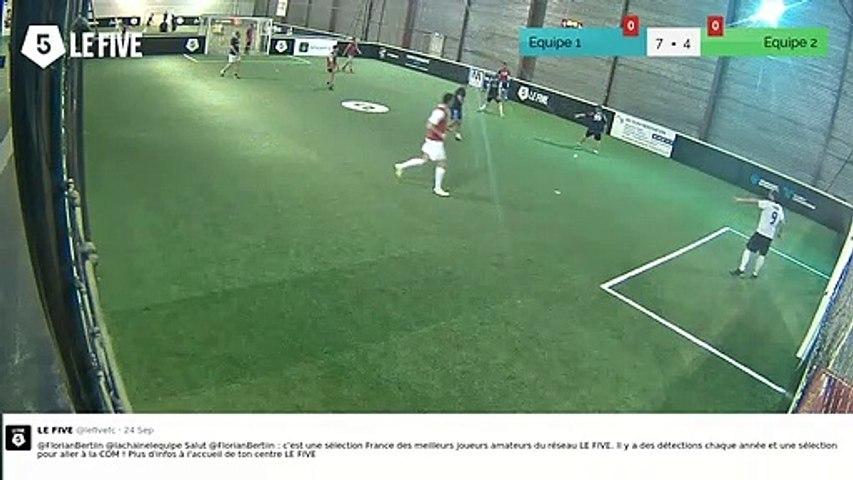 But de Equipe 1 (8-4)
