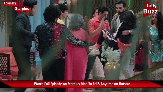 Today Full Episode || Kahan Hum Kahan Tum || 1 Oct.