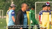 Hậu vệ Dương Văn Trung: 'Tập sân cỏ nhân tạo khiến nhiều cầu thủ chấn thương | VFF Channel