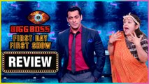 BIGG BOSS 13 First Episode ,  First Day First Show ,  Full Episode Review ,  29th Sep ,  Telly Amma
