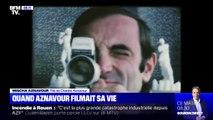 Un an après la mort de Charles Aznavour, un documentaire à partir de ses archives personnelles sort au cinéma