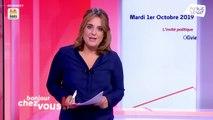 Invité : Olivier Faure - Bonjour chez vous ! (01/10/2019)