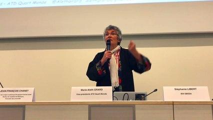 Grande pauvreté : [1/2] conférence de Marie-Aleth Grard