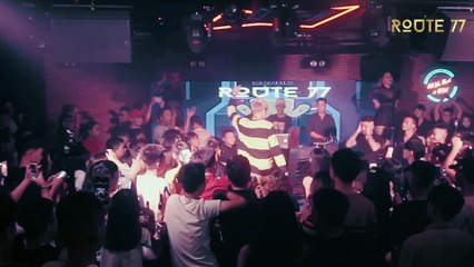 CON TRAI CƯNG II B RAY LIVE AT ROUTE 77 II MASEW MIX