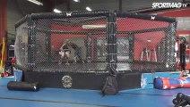 MMA - Interview de Moïse Santamaria