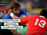 Il y a 8 ans - La France humiliée face aux Tonga !