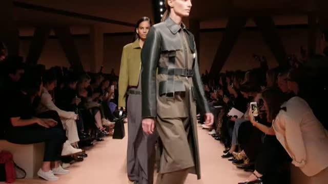 París pone fin a su semana de la moda con Hermés, uno de sus diseñadores estrella