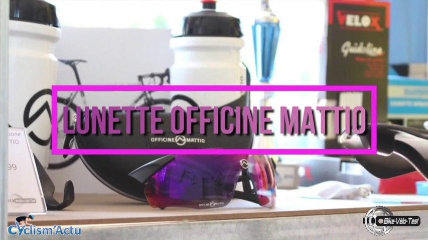 Bike Vélo Test - Cyclism'Actu a testé les lunettes Officine Mattio