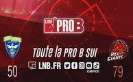 Leaders Cup PRO B : Saint-Quentin vs Lille (J4)