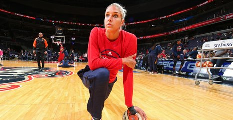 How Disappointing Is It for Elena Delle Donne to Get Injured Pursuing Her First WNBA Title?
