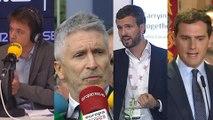 Cataluña protagoniza la actualidad política de los partidos