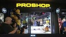 Bruins Host Grand Opening Of New Proshop