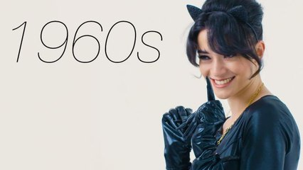 100 Years of Halloween Costumes