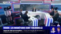 Incendie de l'usine Lubrizol à Rouen: les inquiétudes demeurent - 02/10