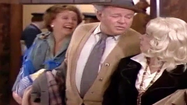 All In The Family Season 9 Episode 12 , 09-13 California, Here We Are