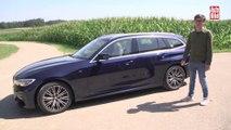 VÍDEO: BMW Serie 3 Touring 2019, todos los detalles