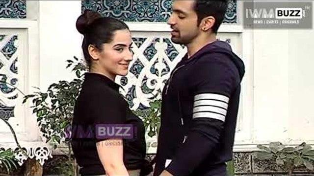 Bahu Begum: Azaan and Shayra's romance