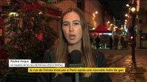 Paris : un quartier évacué après une fuite de gaz